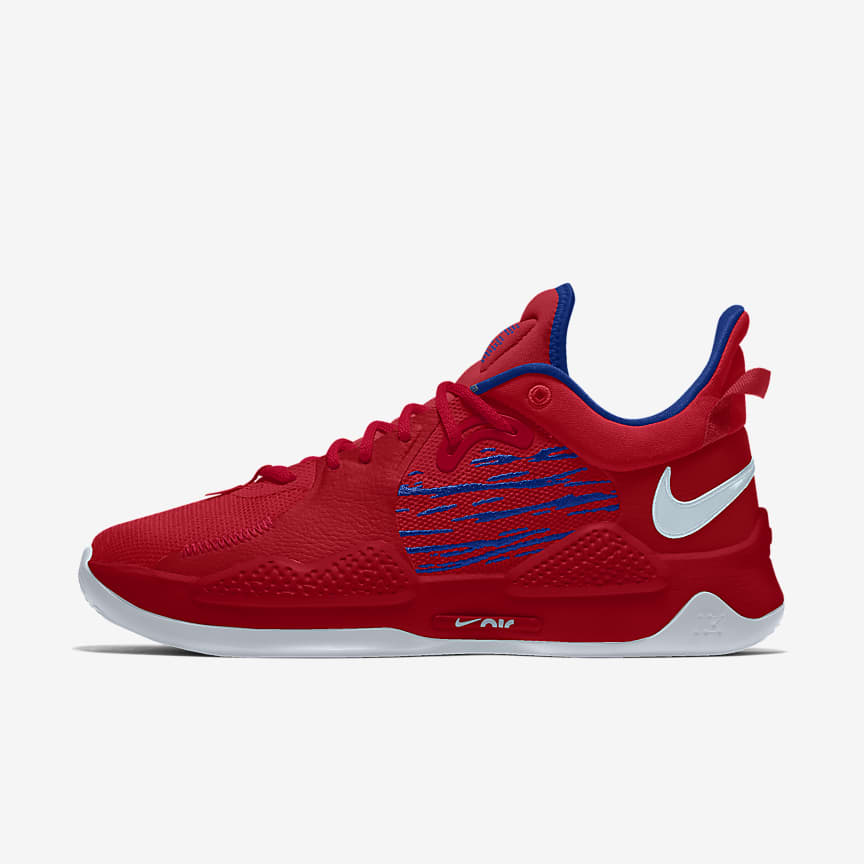Custom Basketball Shoe