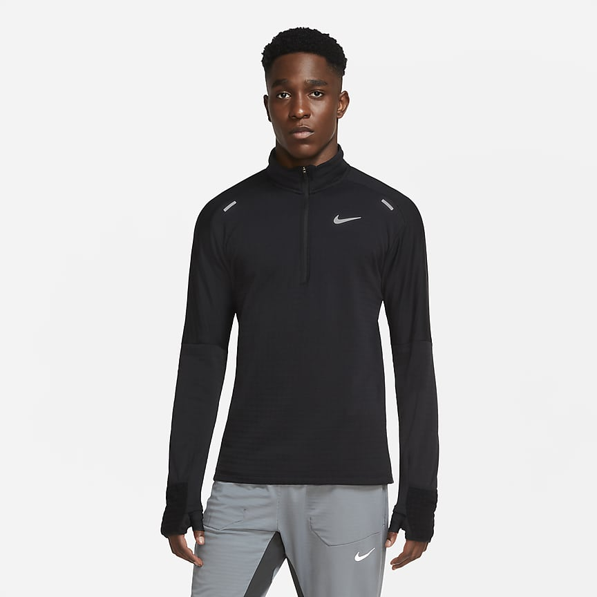 Men's 1/2-Zip Running Top