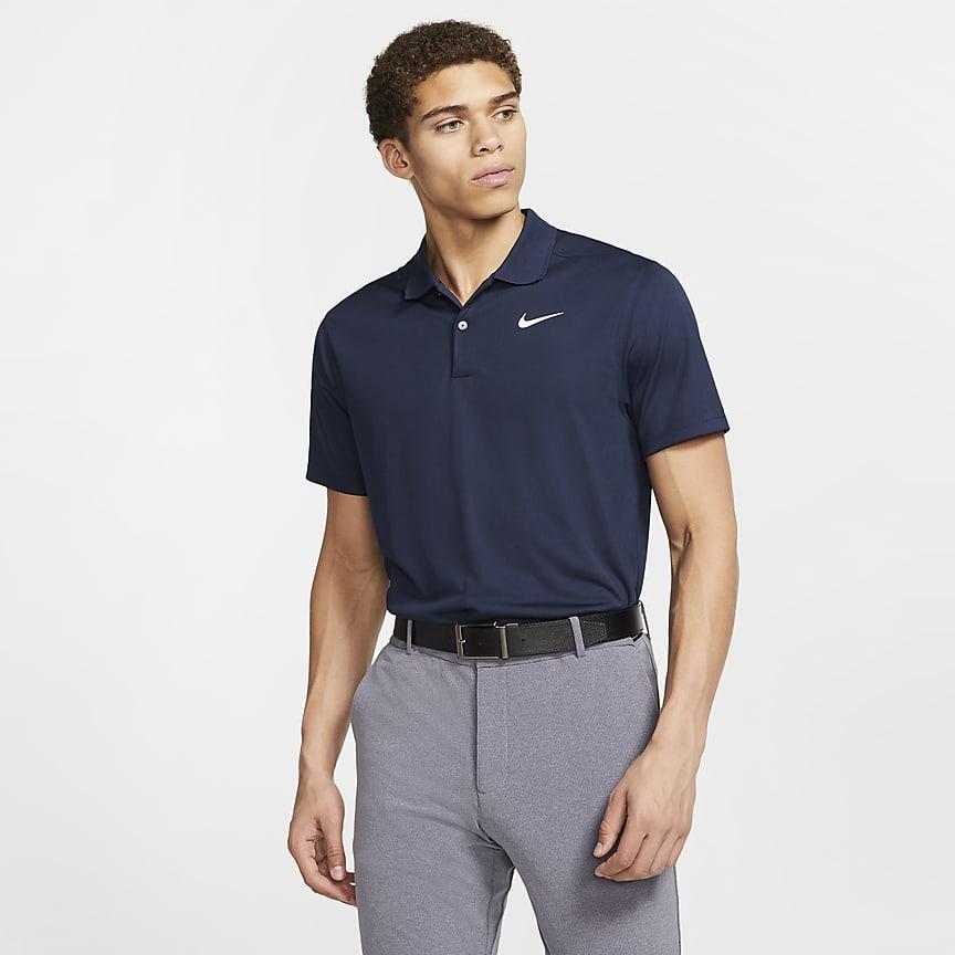 Мужская рубашка-поло для гольфа