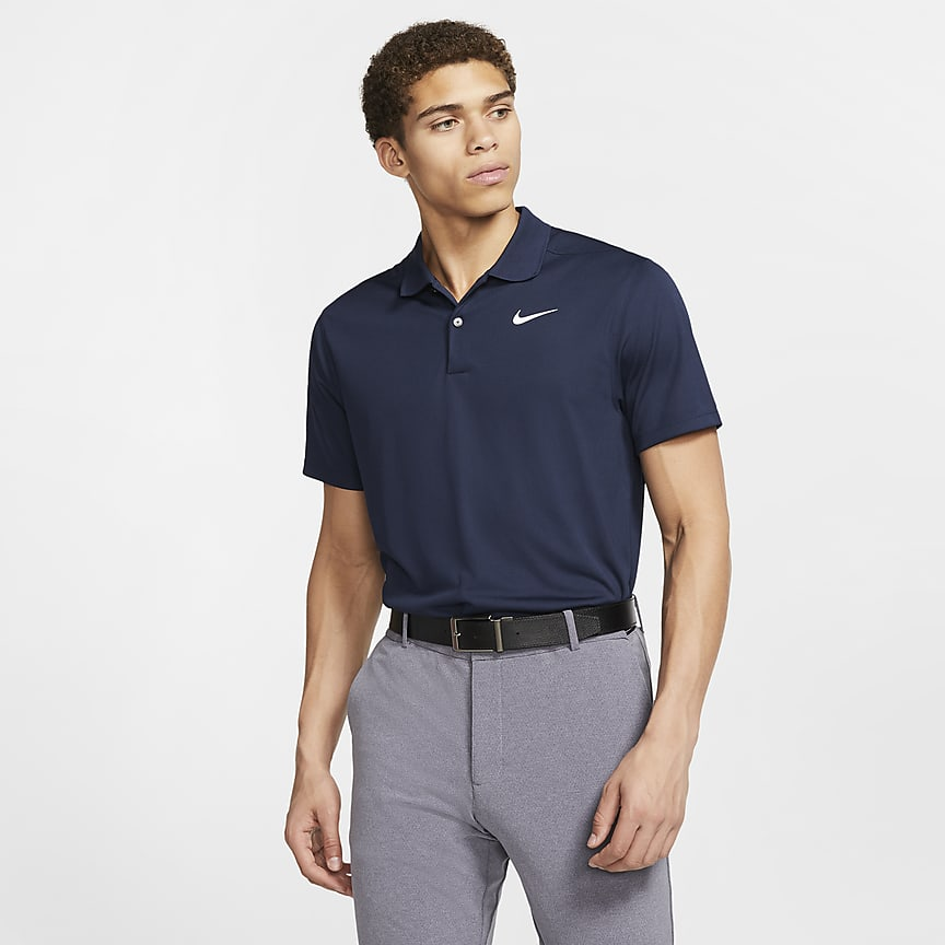 Férfi golfpóló