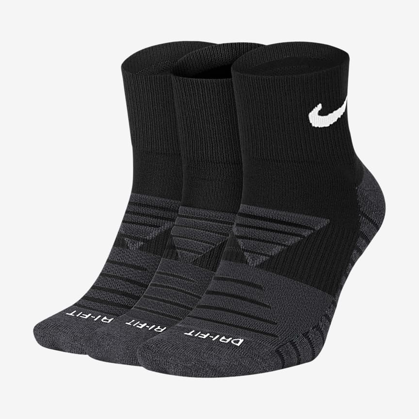 Training Ankle Socks (3 Pairs)
