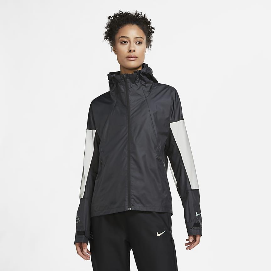 Женская беговая куртка