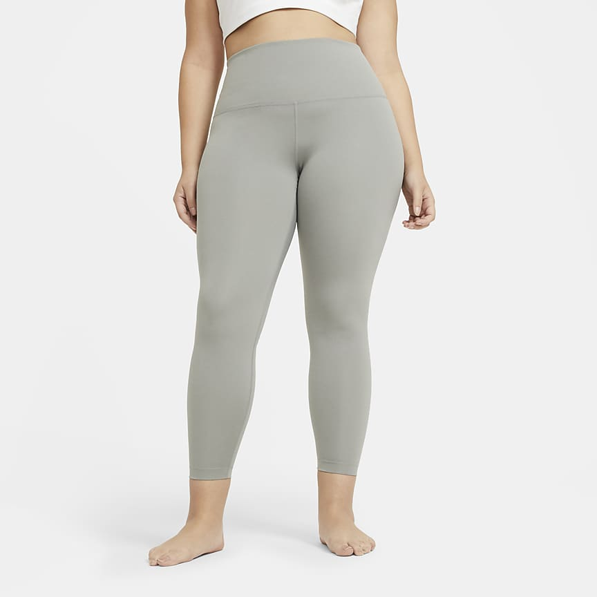Women's 7/8 Tights (Plus Size)