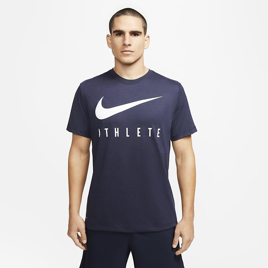 Erkek Antrenman Tişörtü