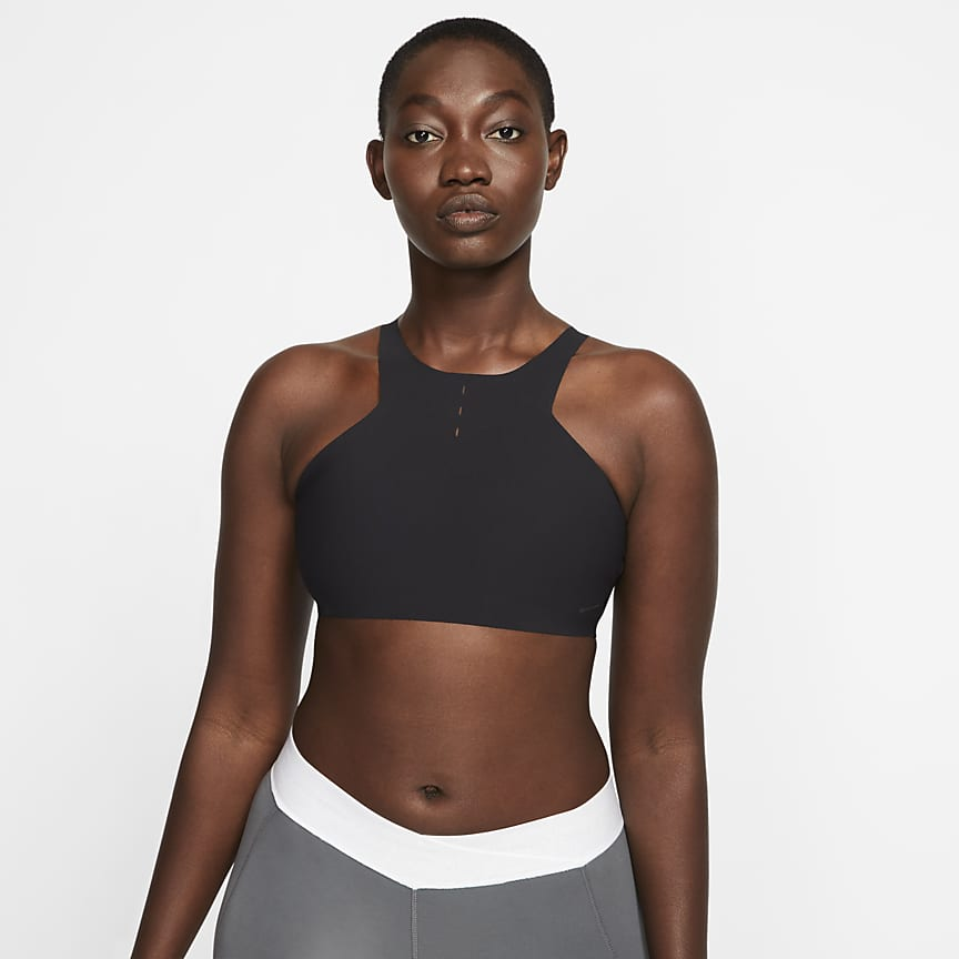 Women's Light-Support Non-Padded Sports Bra