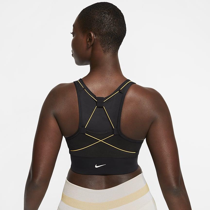 Women's Medium-Support 1-Piece Pad Pocket Sports Bra