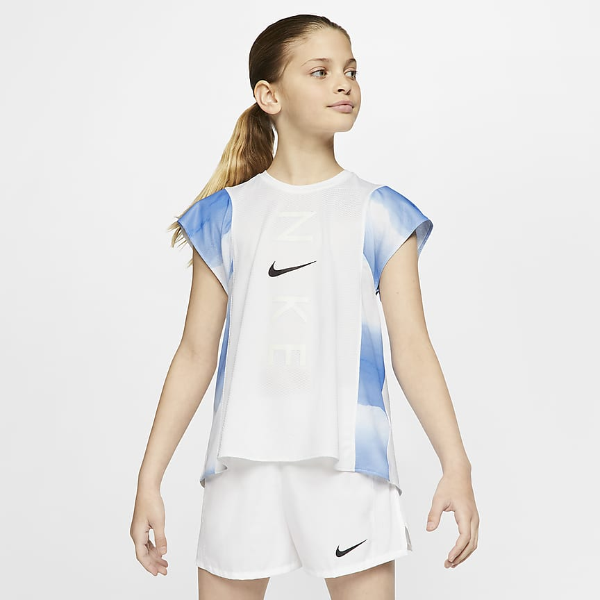 Older Kids' (Girls') Training Top