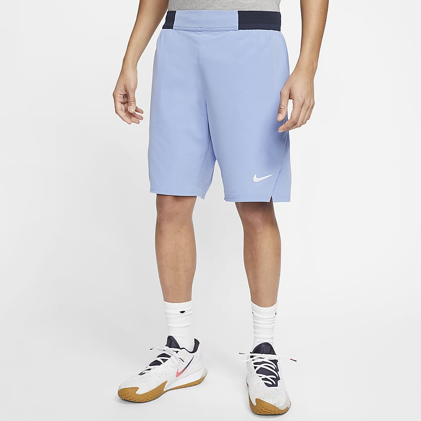 Herren-Tennisshorts (ca. 23 cm)