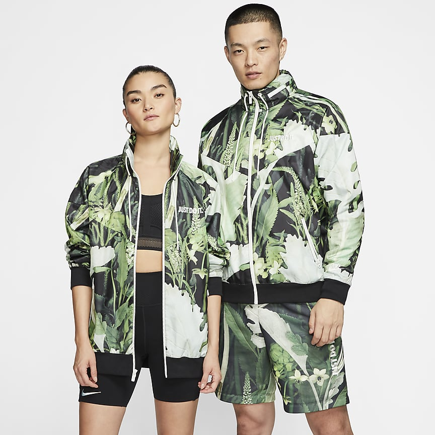 Woven Floral Jacket