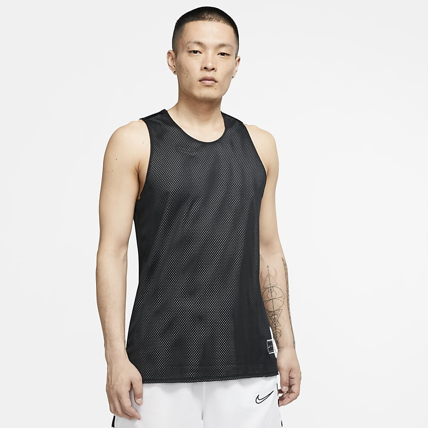 Men's Sleeveless Basketball Top