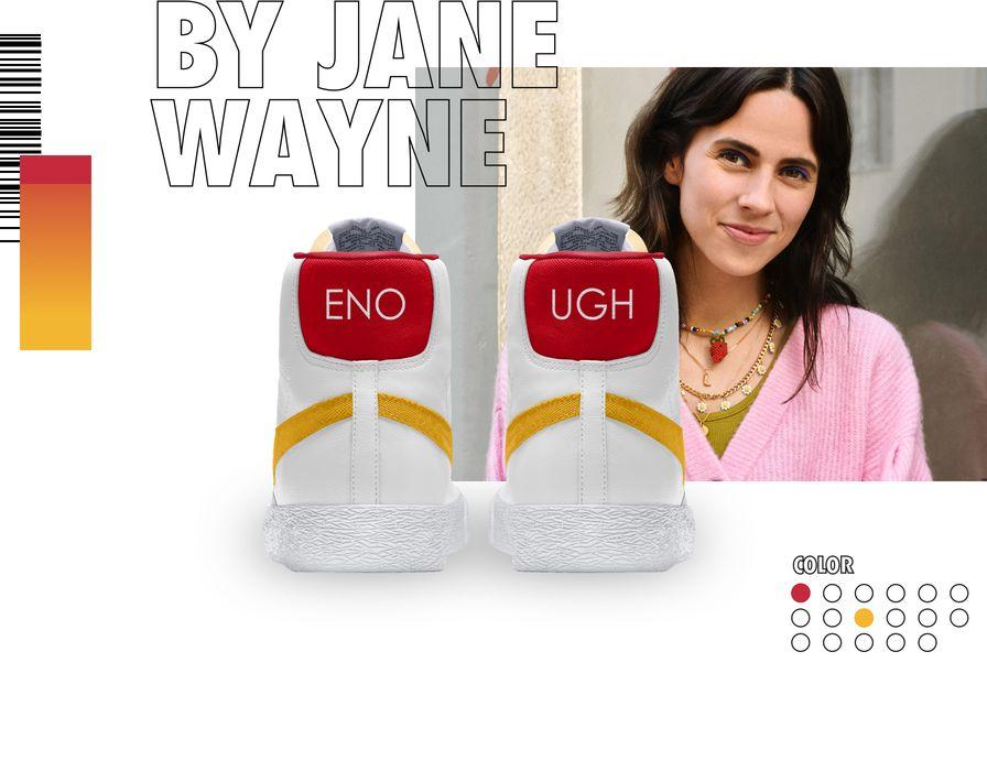 NPW Scarpa adesivi personalizzare le tue scarpe!