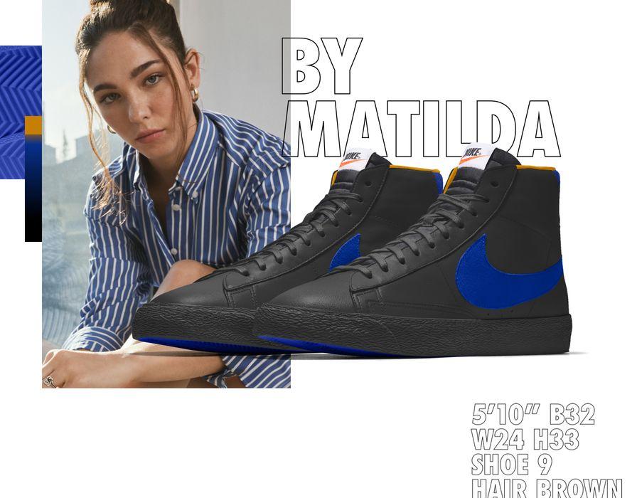 Køb Billige Nike Kvinder Nike Dunk SB Høj Online, Nike