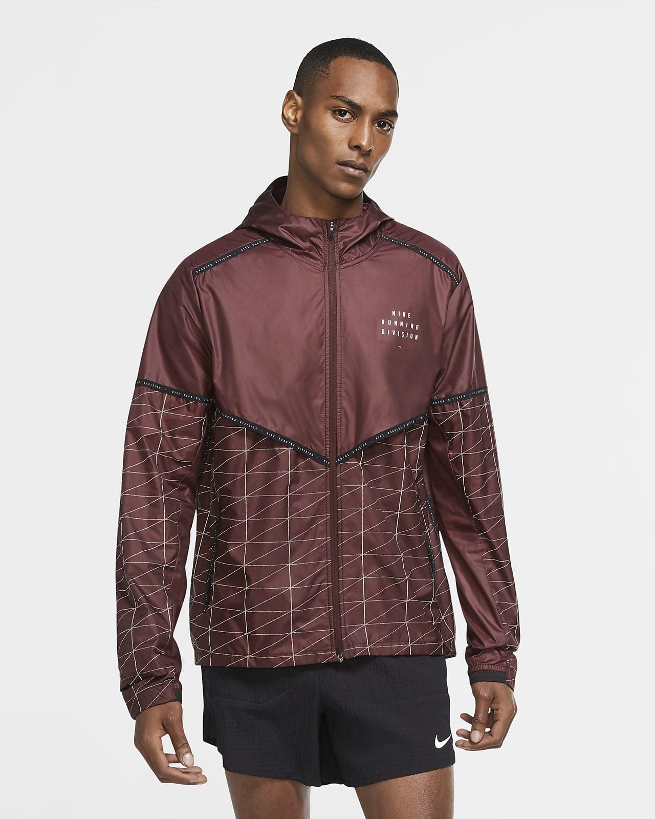 Мужская беговая куртка Nike Flash Run Division