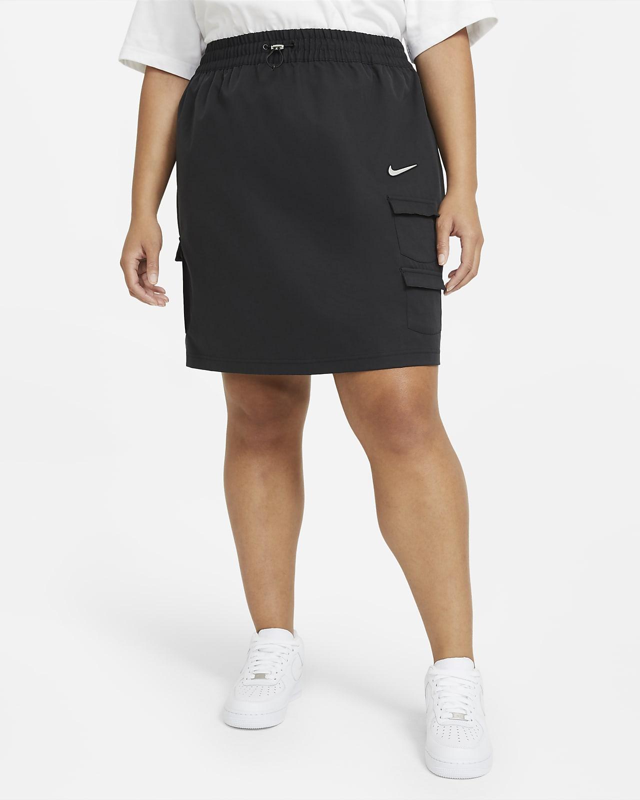 Jupe Nike Sportswear Swoosh pour Femme (grande taille)