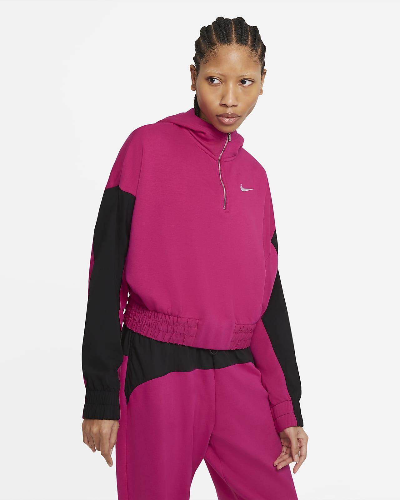 Sudadera con capucha para mujer Nike Sportswear Icon Clash