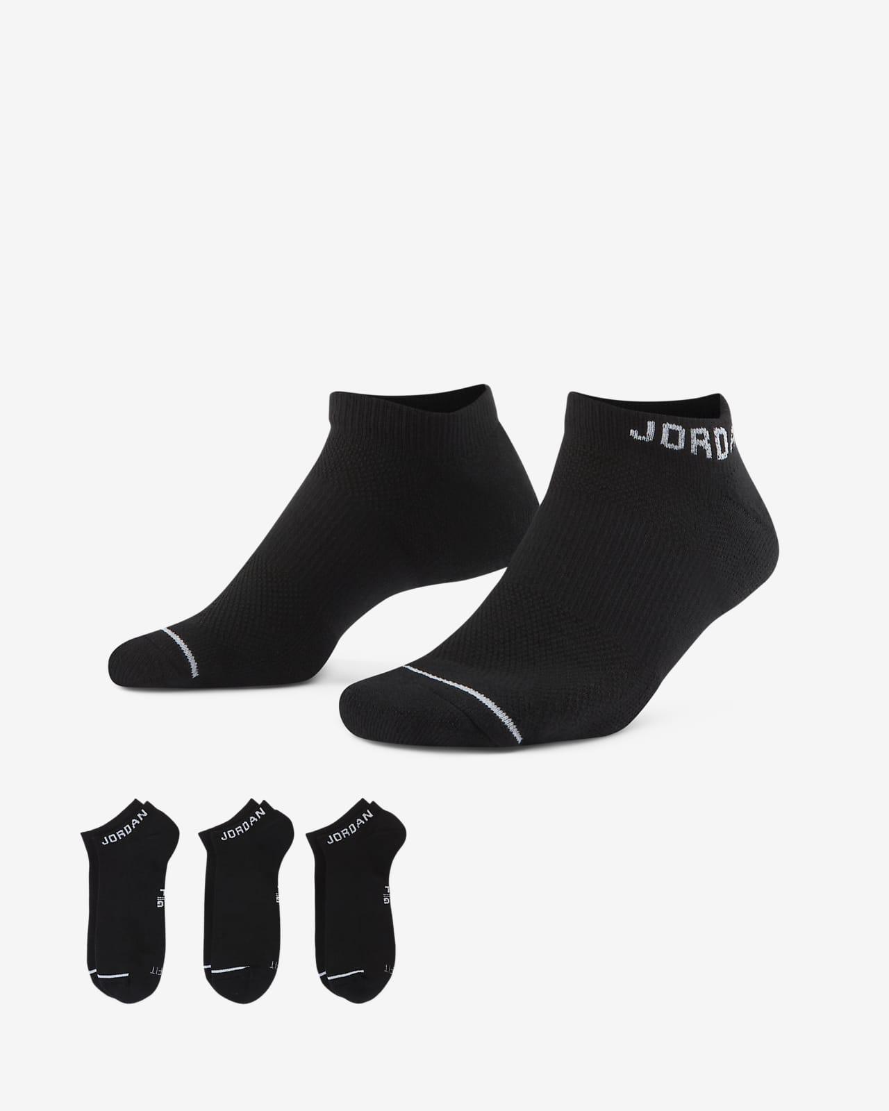 Calcetines invisibles unisex Jordan Everyday Max (3 pares)