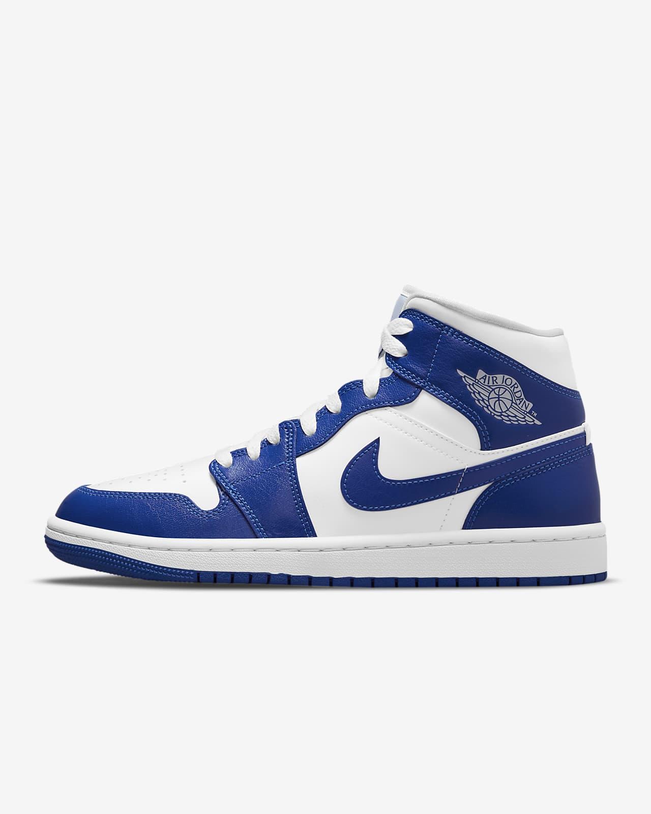 Chaussure Air Jordan 1 Mid pour Femme. Nike CH