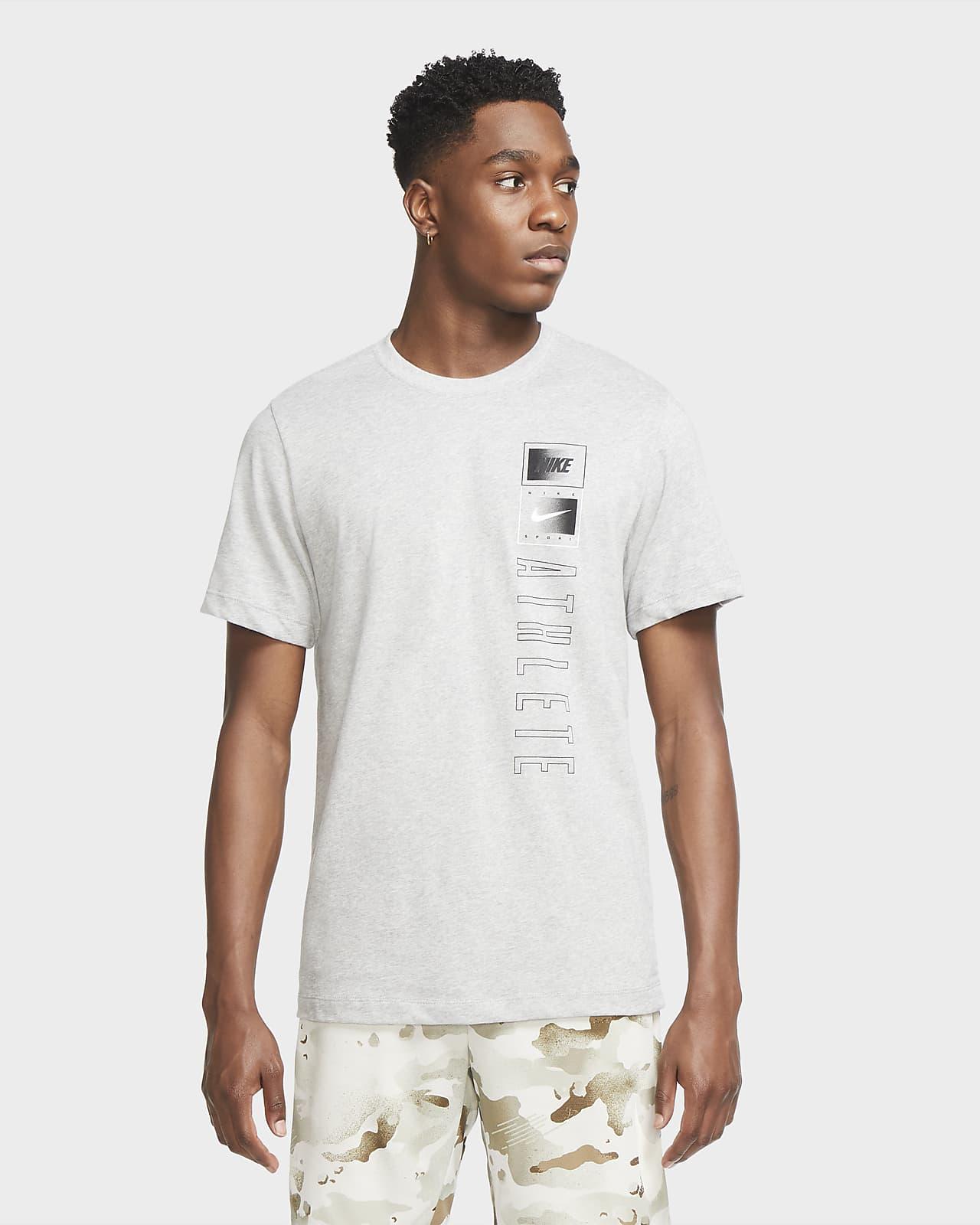 Męski T-shirt treningowy Nike Dri-FIT JDI