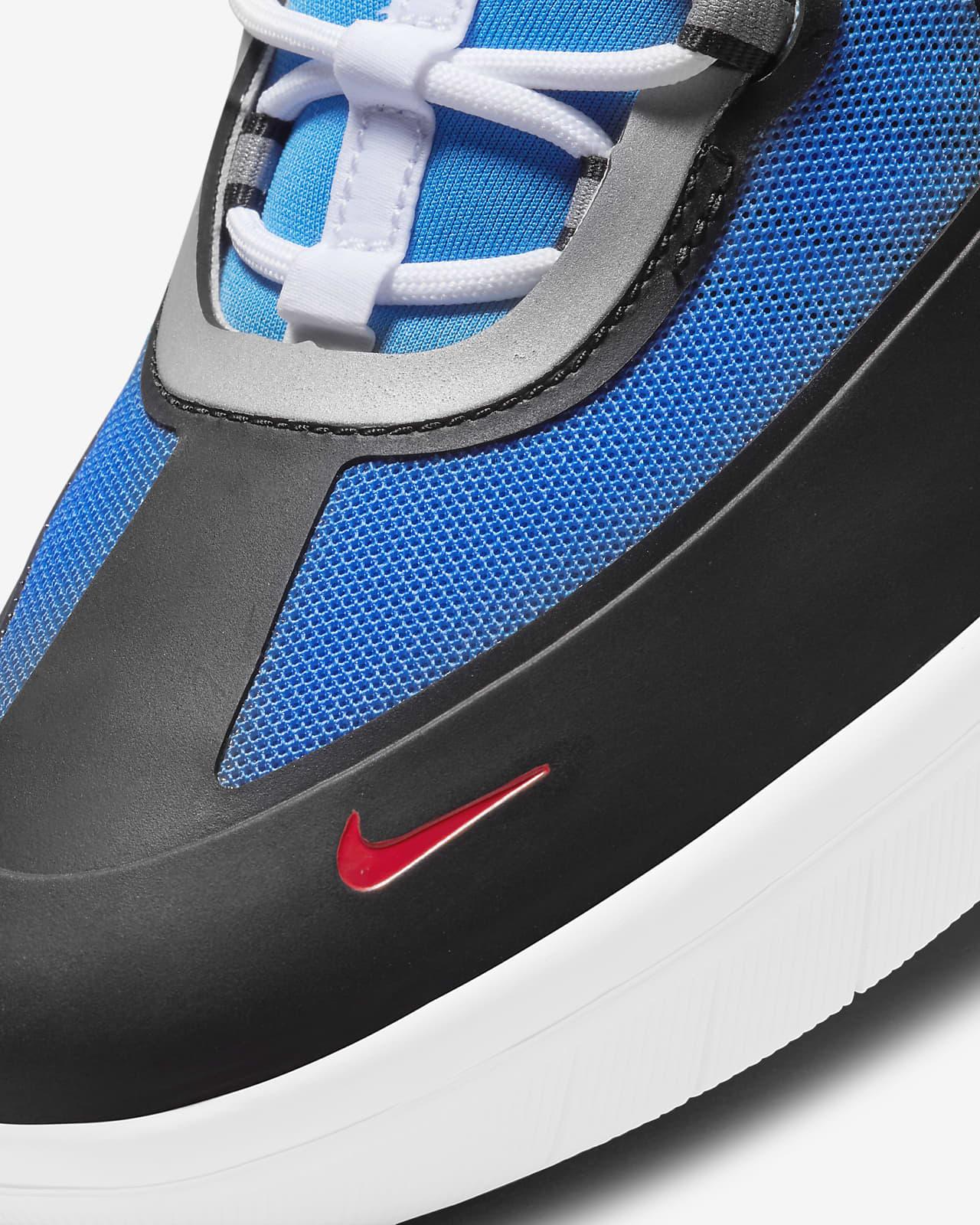 Chaussure de skateboard Nike SB Nyjah Free 2 Premium. Nike LU