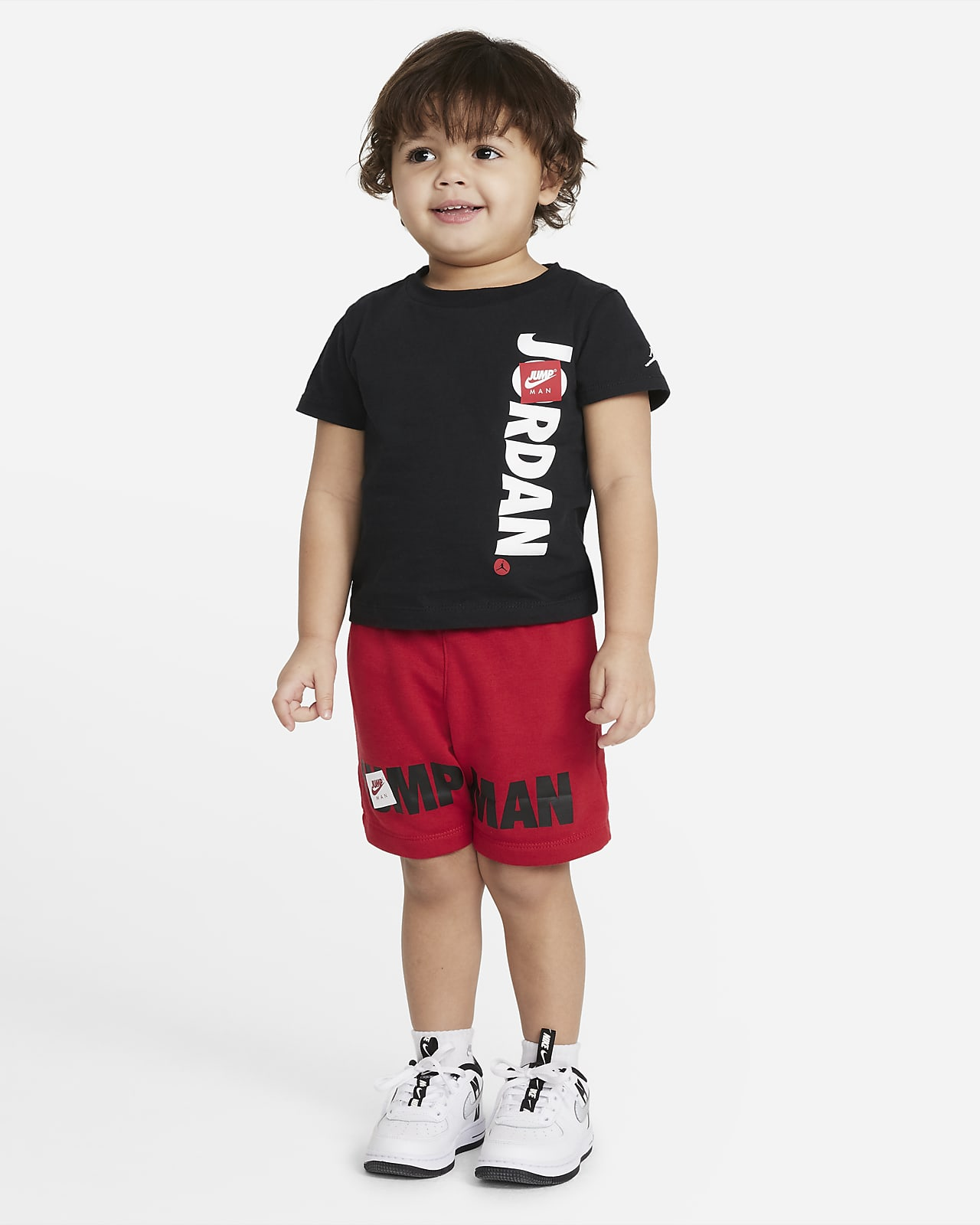 Jordan Jumpman Baby (12-24M) T-Shirt and Shorts Set