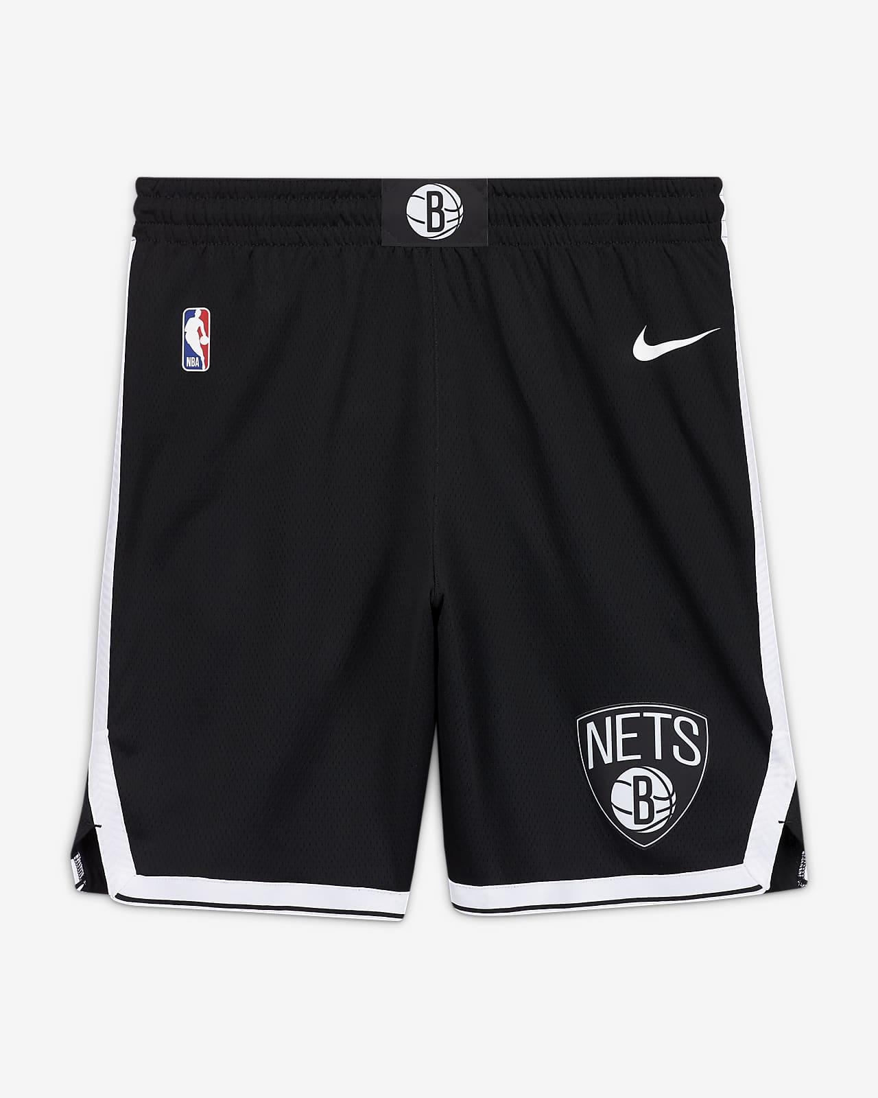 Brooklyn Nets Icon Edition Men's Nike NBA Swingman Shorts