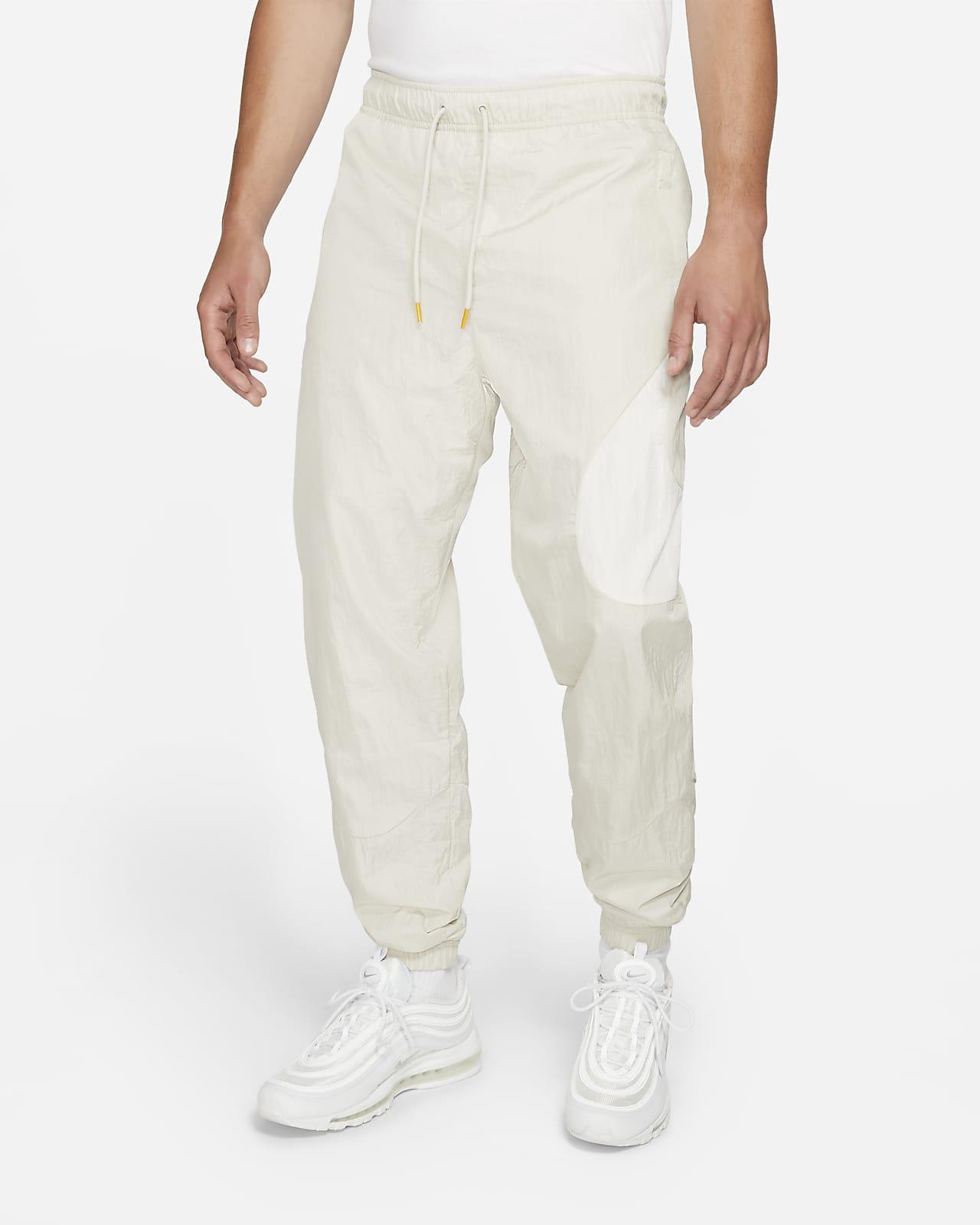 Nike Sportswear Swoosh-vævede bukser med for til mænd