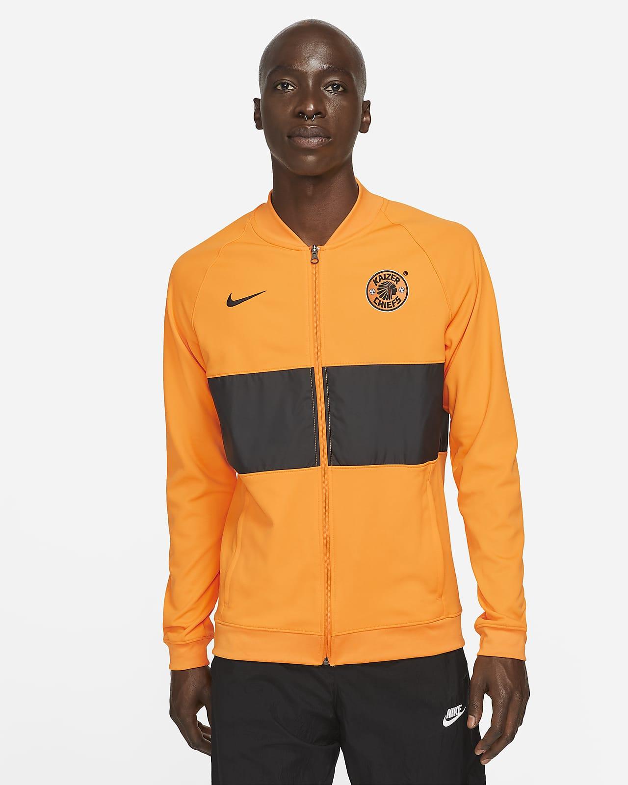 Kaizer Chiefs F.C. Men's Full-Zip Football Jacket