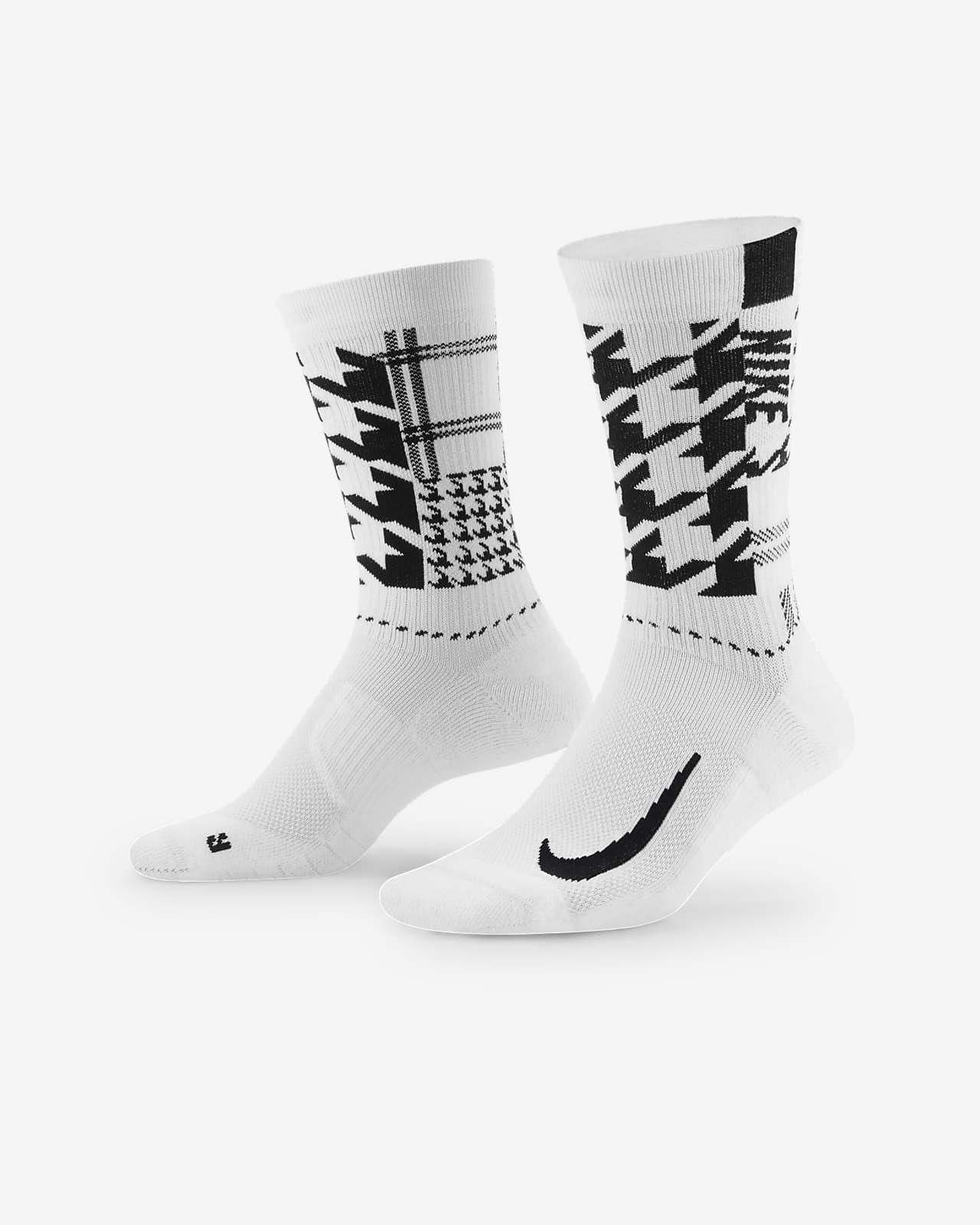 Nike Multiplier Golf Crew Socks