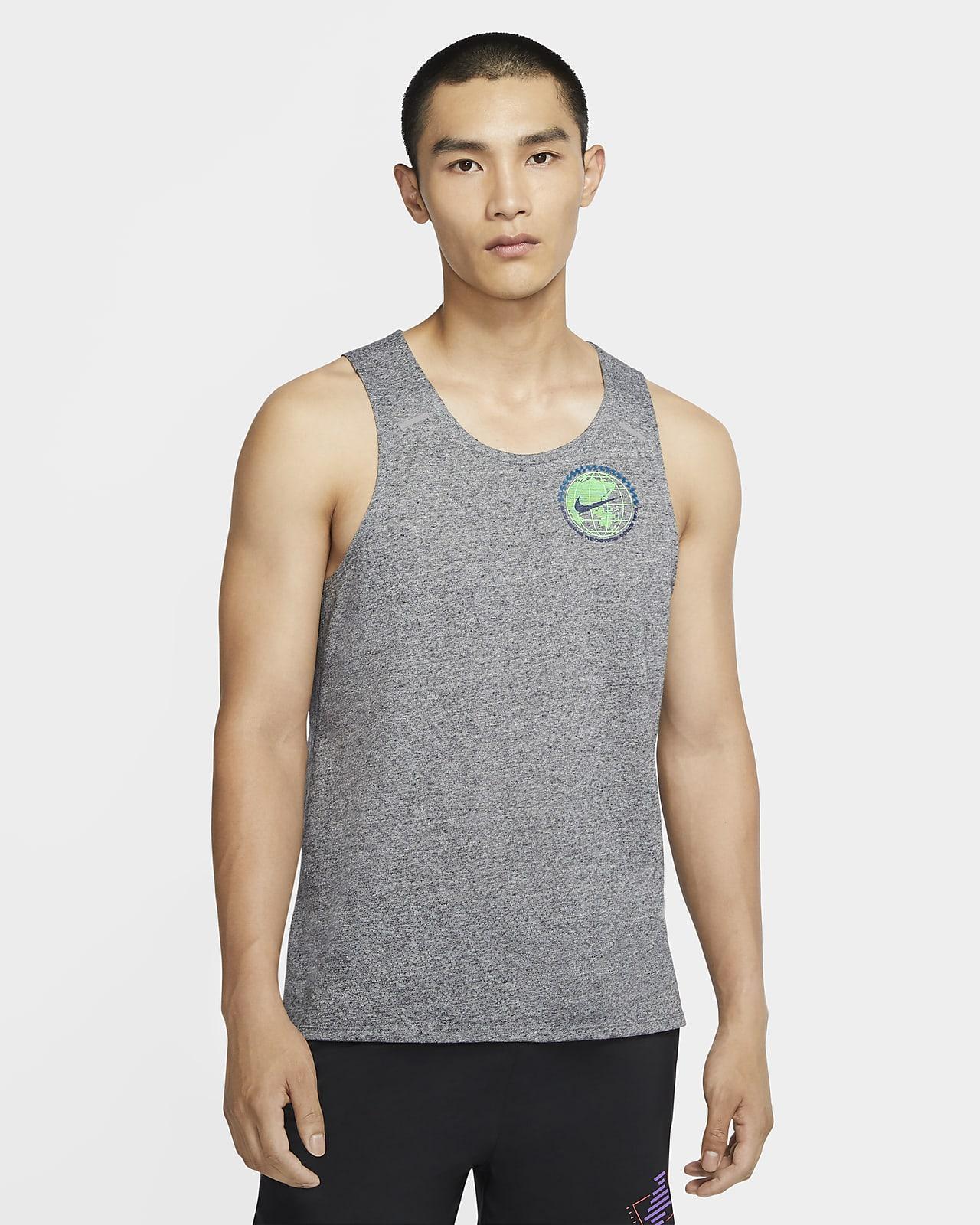 Nike Rise 365 Future Fast Men's Running Tank