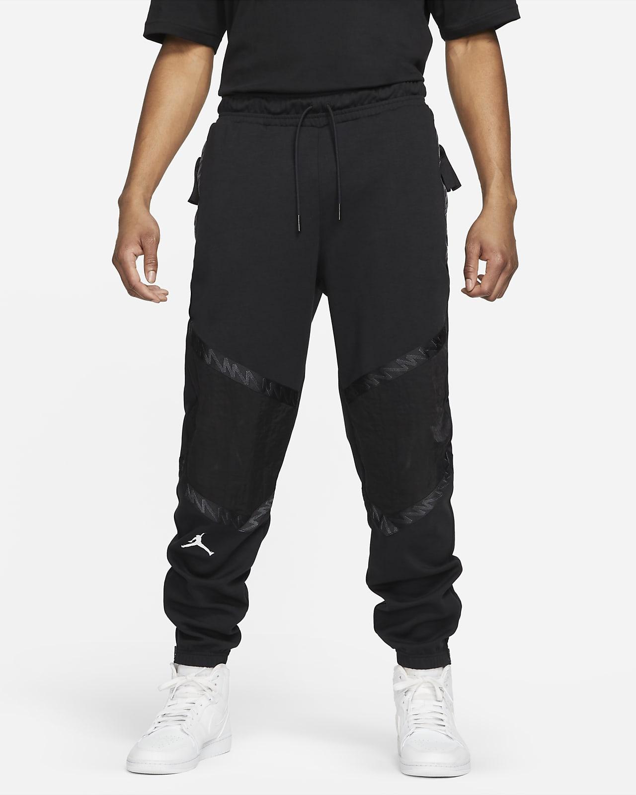 กางเกงฟลีซขายาวผู้ชาย Jordan Dri-FIT Zion