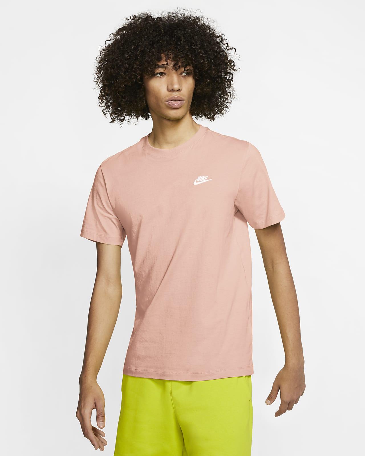 Playera para hombre Nike Sportswear Club