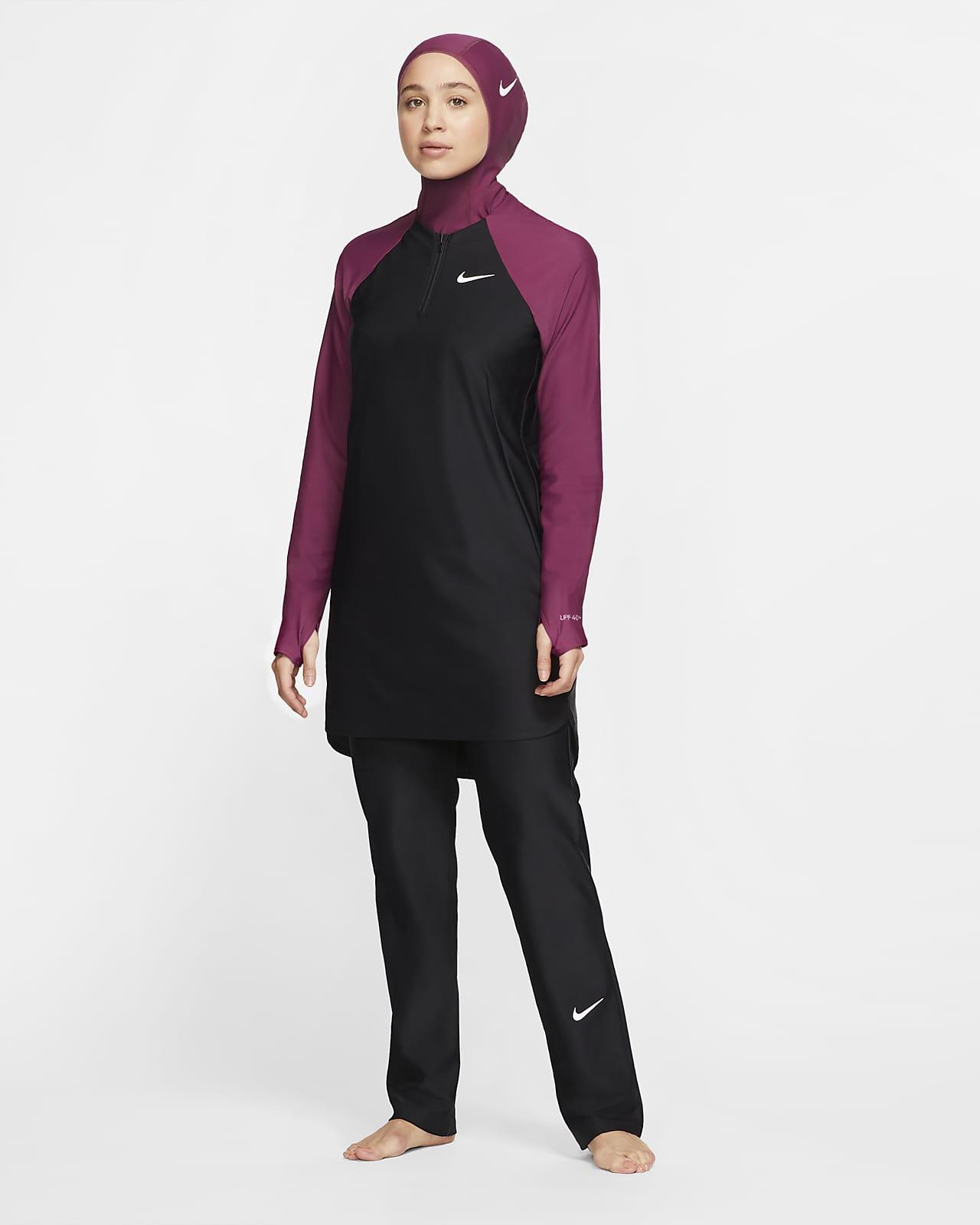 Nike Victory Women's Full-Coverage Straight-Leg Swim Pants
