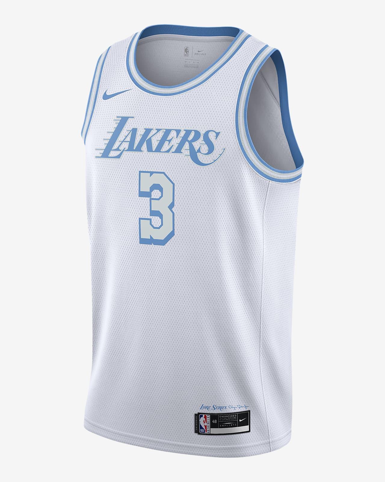 Monumental Especial como el desayuno  Camiseta Nike NBA Swingman Los Angeles Lakers City Edition. Nike.com