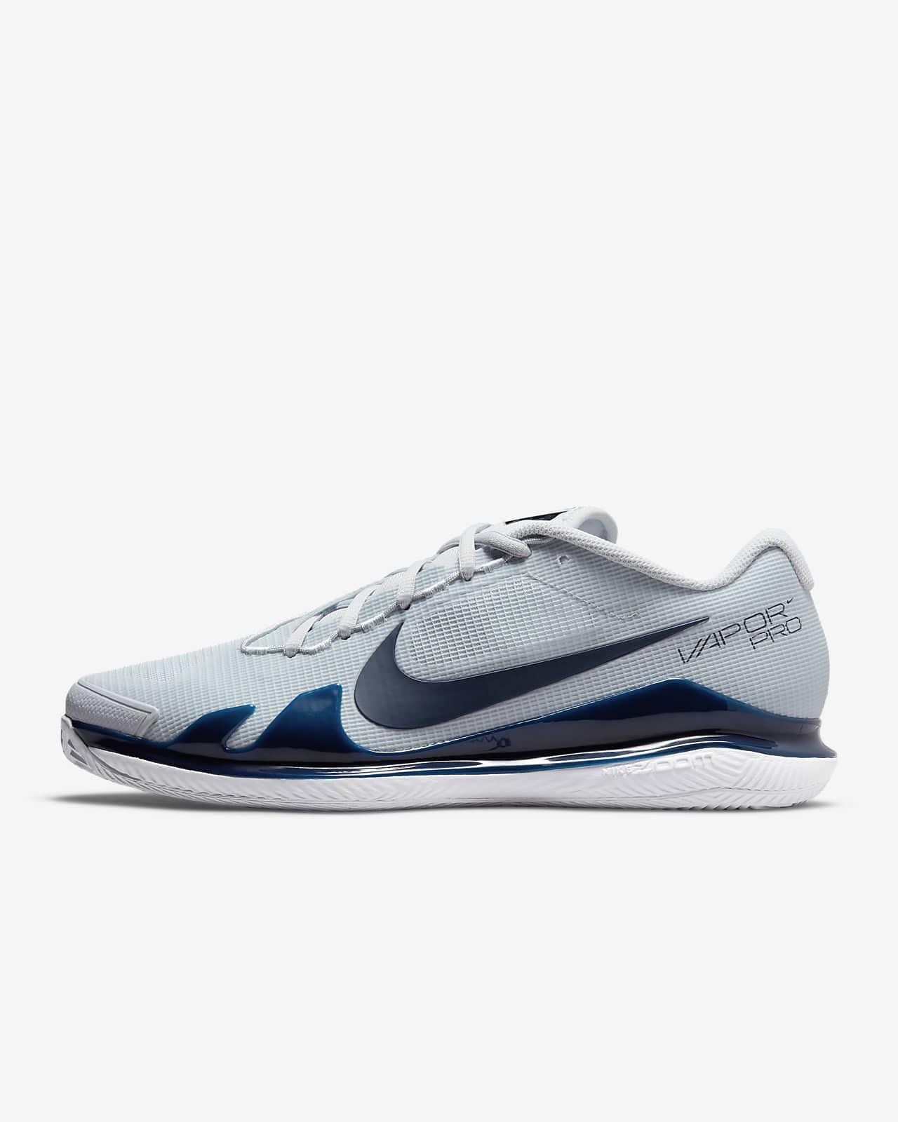 NikeCourt Air Zoom Vapor Pro Men's Clay Court Tennis Shoes. Nike LU