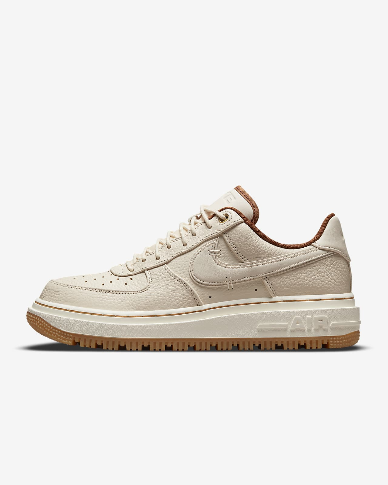 Nike Air Force 1 Luxe 'Pale Ivory / Gum'