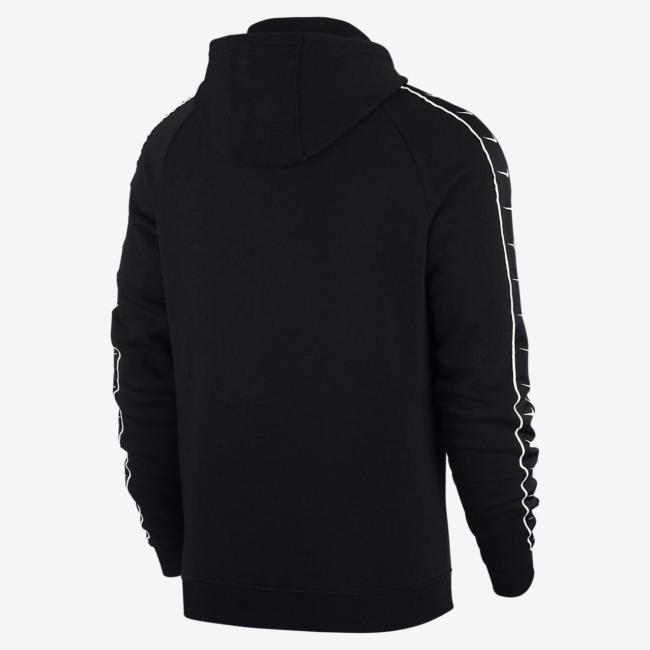 Sweat à capuche en tissu Fleece Nike Sportswear Swoosh pour Homme