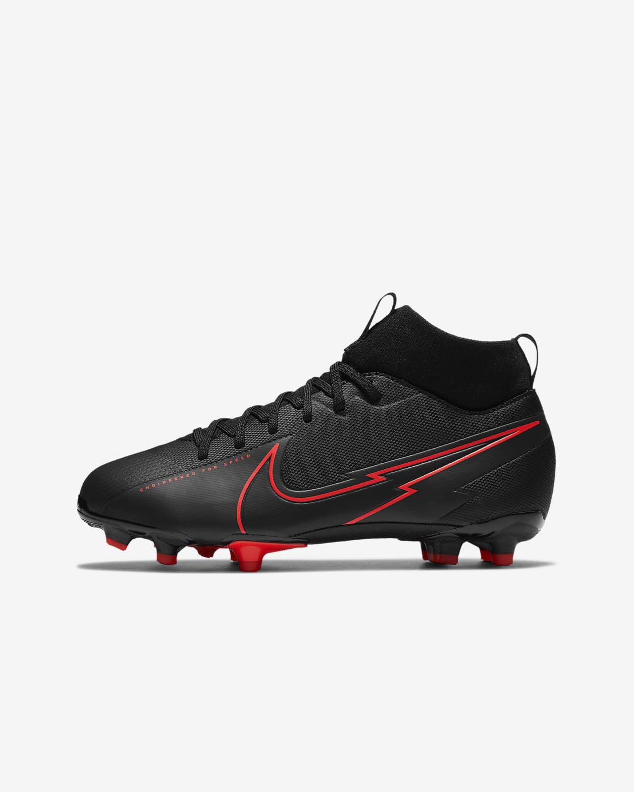 scarpe da calcio nike bambino mercurial