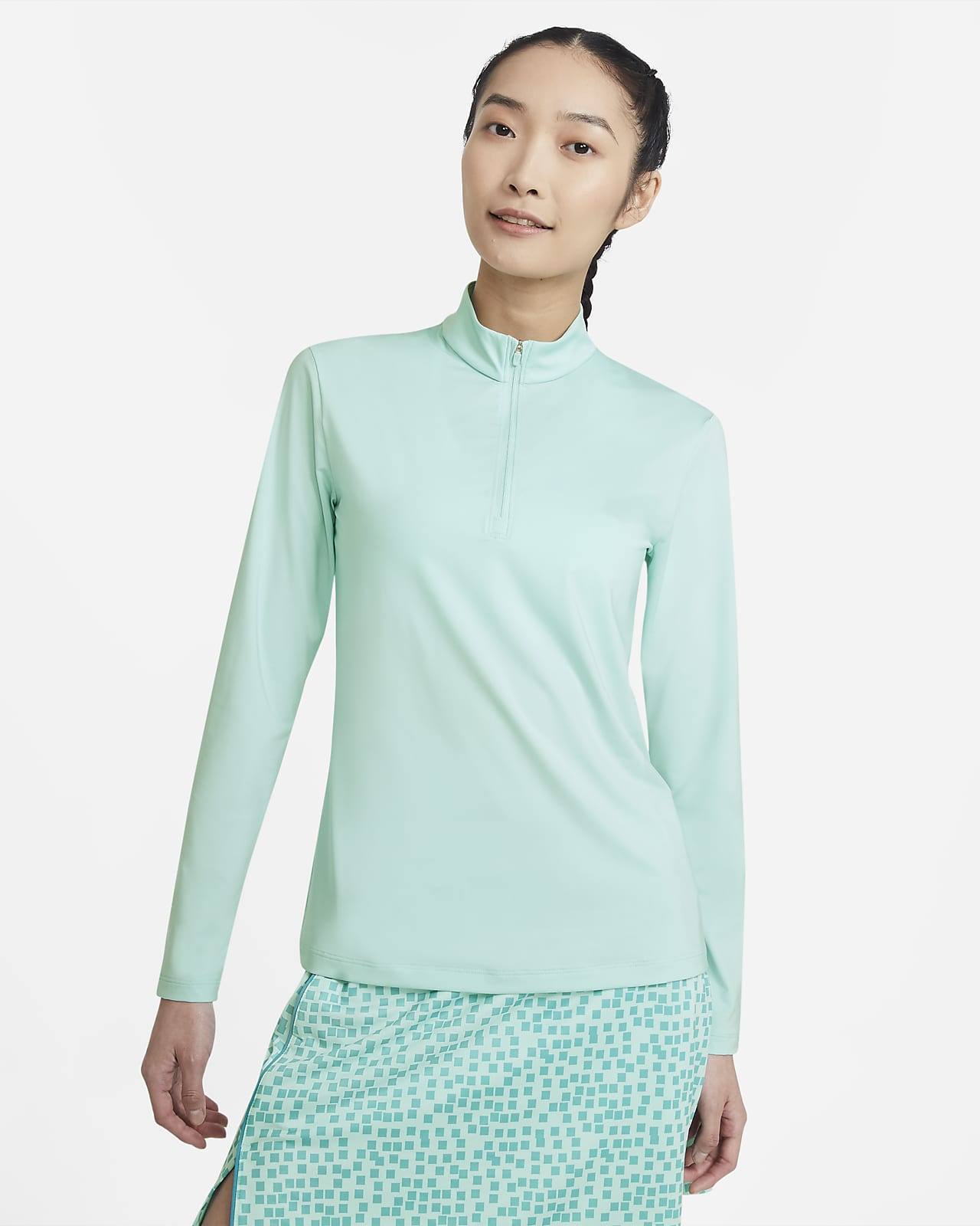 Prenda para la parte superior de golf de manga larga para mujer Nike Dri-FIT UV Victory