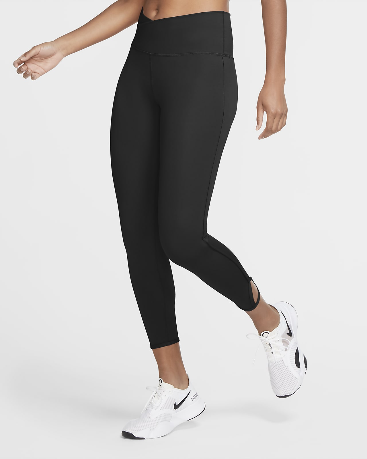 Nike Yoga Women's 7/8 Cutout Leggings