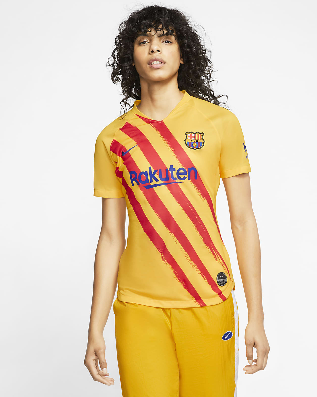 F C Barcelona Stadium Fourth Women S Football Shirt Nike Si