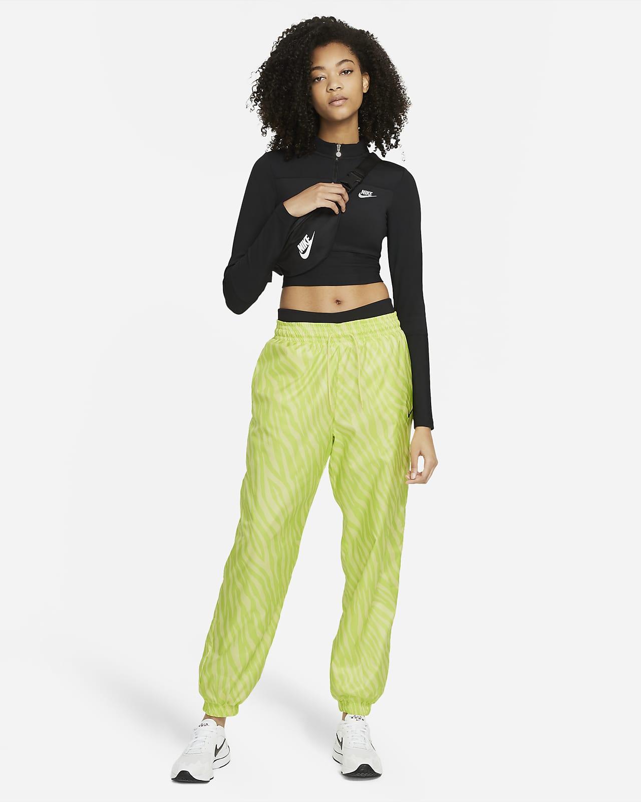 Pantalones Para Mujer Nike Sportswear Icon Clash Nike Com