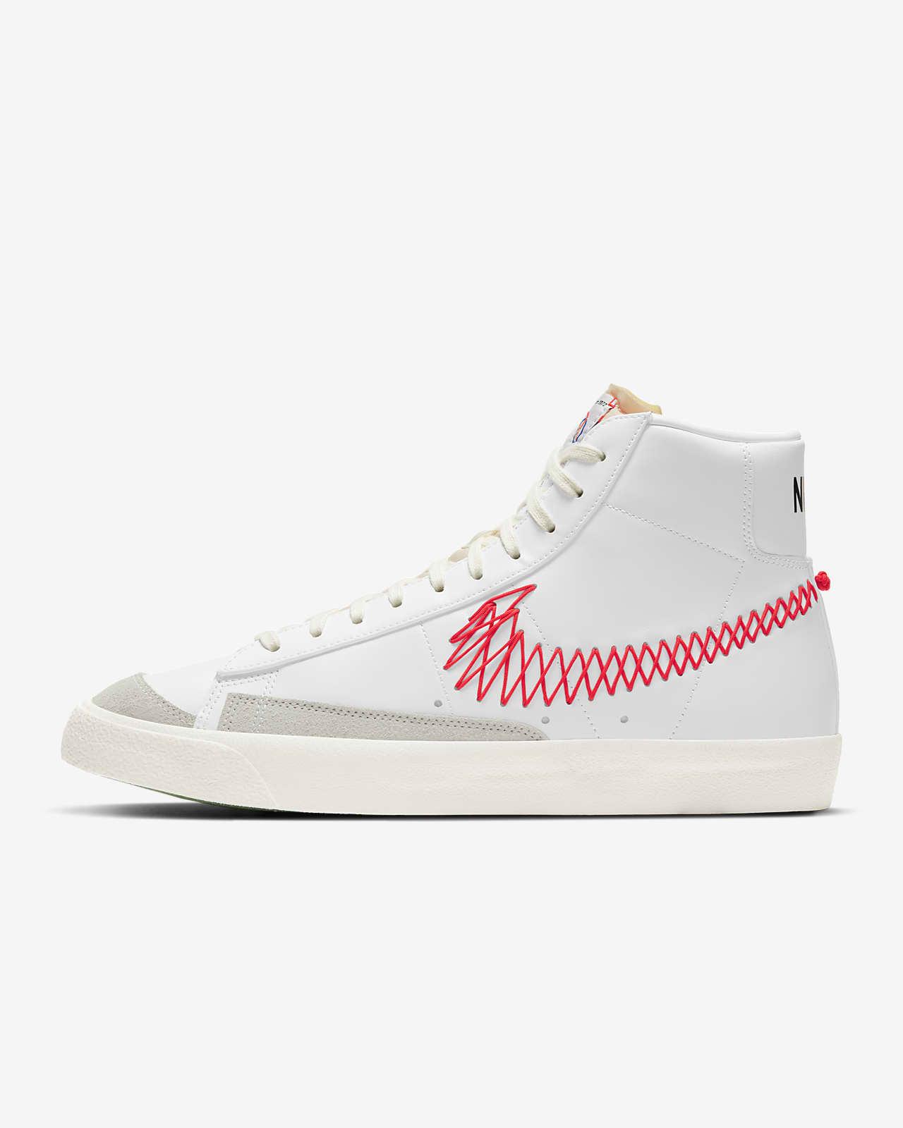 รองเท้าผู้ชาย Nike Blazer Mid '77 Vintage