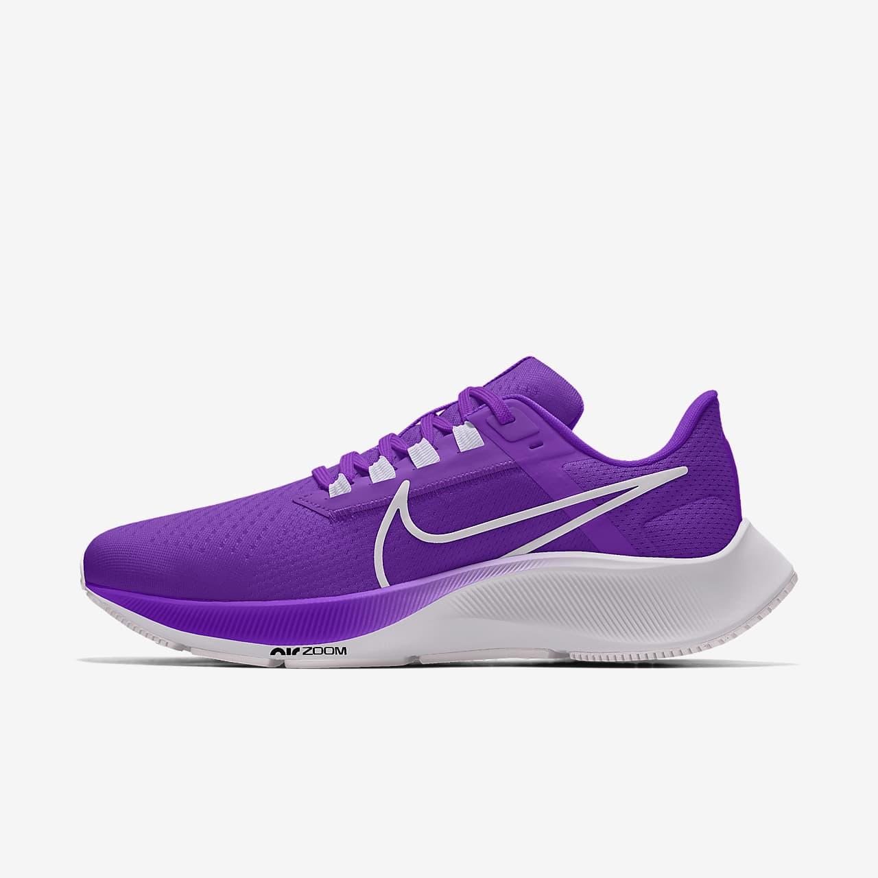 Εξατομικευμένο γυναικείο παπούτσι για τρέξιμο Nike Air Zoom Pegasus 38 By You