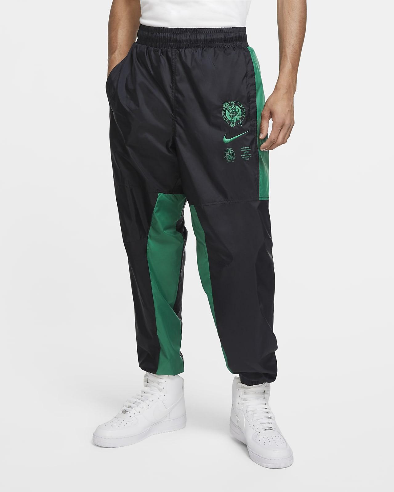 Boston Celtics Courtside Men's Nike NBA Tracksuit Pants