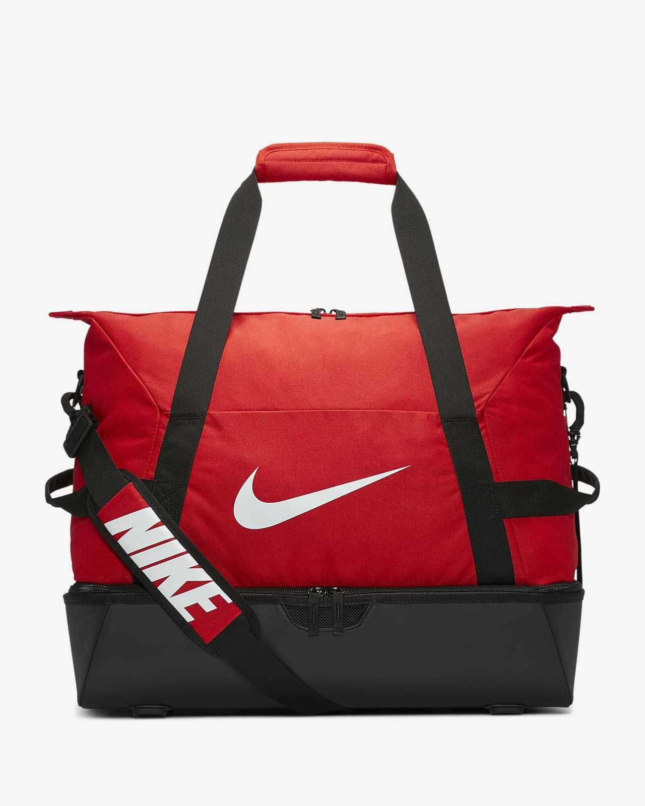 Sac de football robuste Nike Academy Team (taille moyenne)
