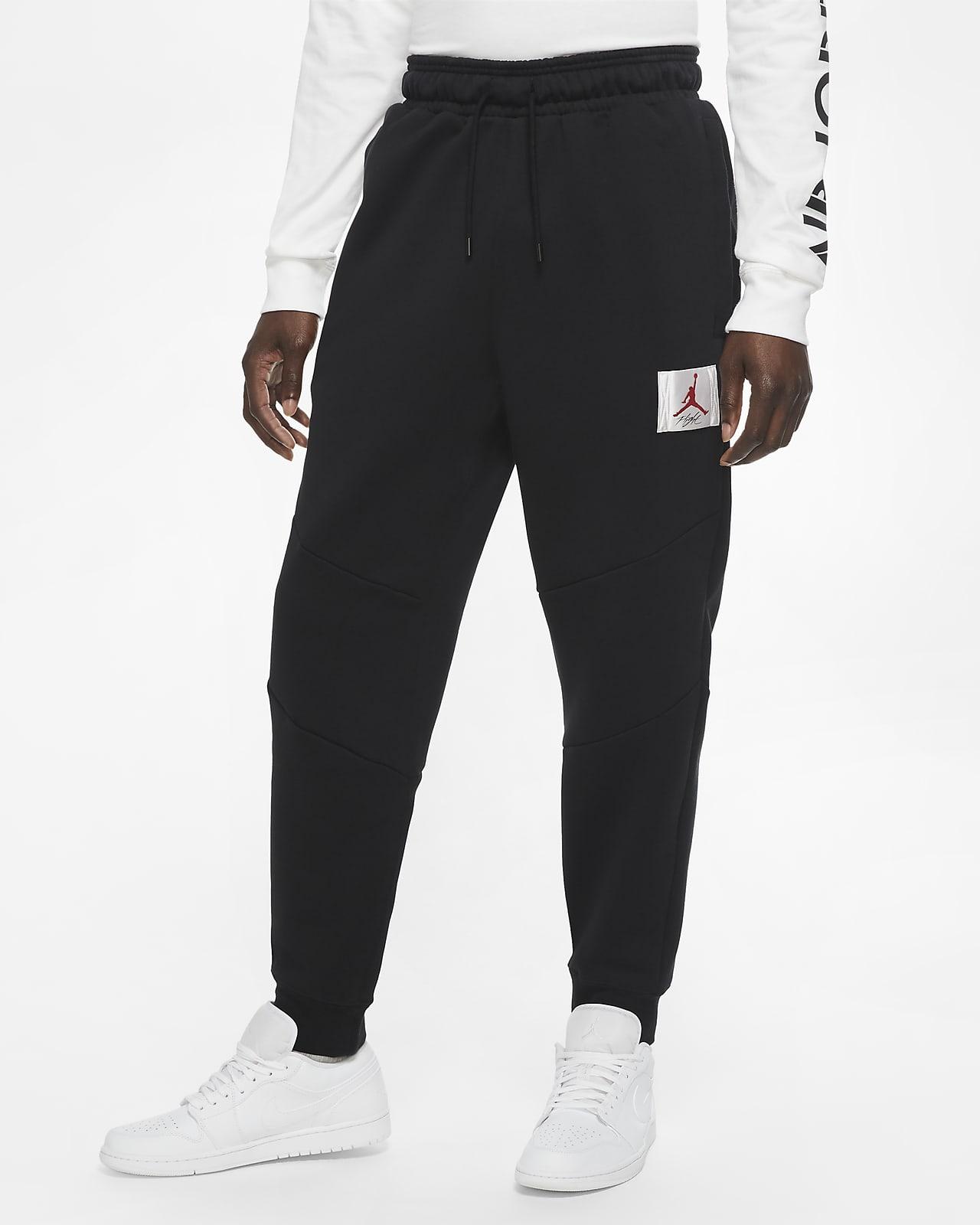 Pantalon en tissu Fleece Jordan Flight pour Homme