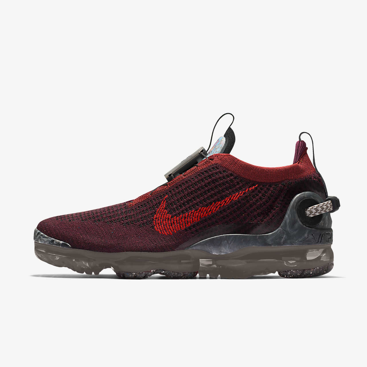 Nike Air VaporMax 2020 Flyknit By You Custom Lifestyle Shoe