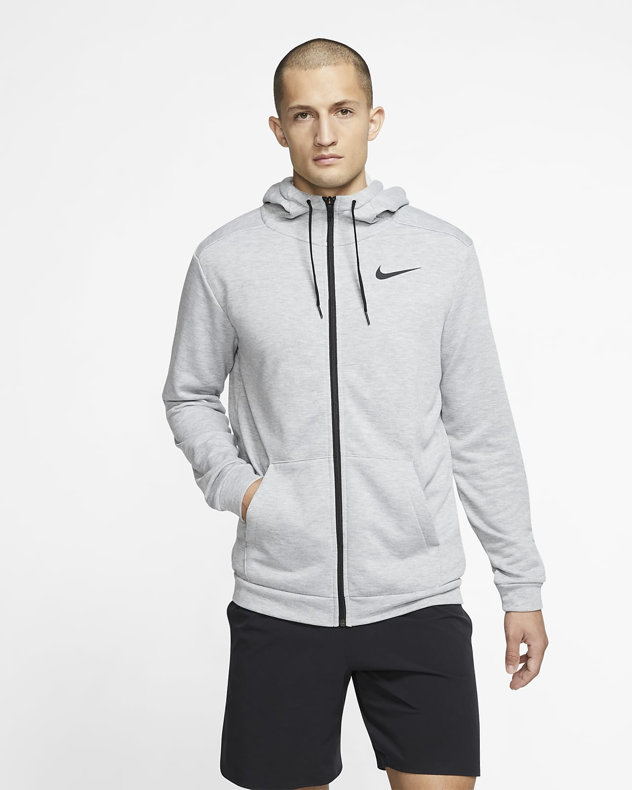 Hombre NIKE Sportswear Optic Hoodie FZ Sudadera