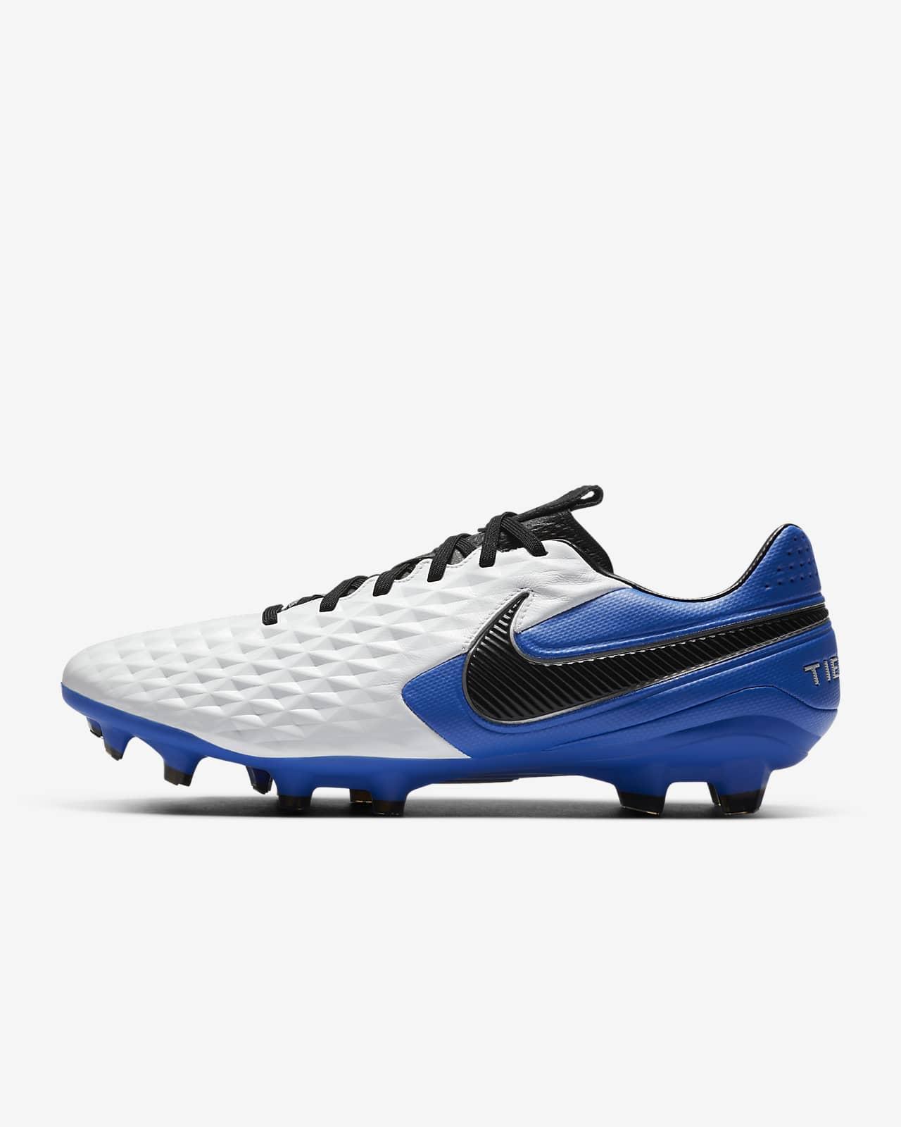 cangrejo Disturbio Género  Calzado de fútbol para terreno firme Nike Tiempo Legend 8 Pro FG. Nike.com