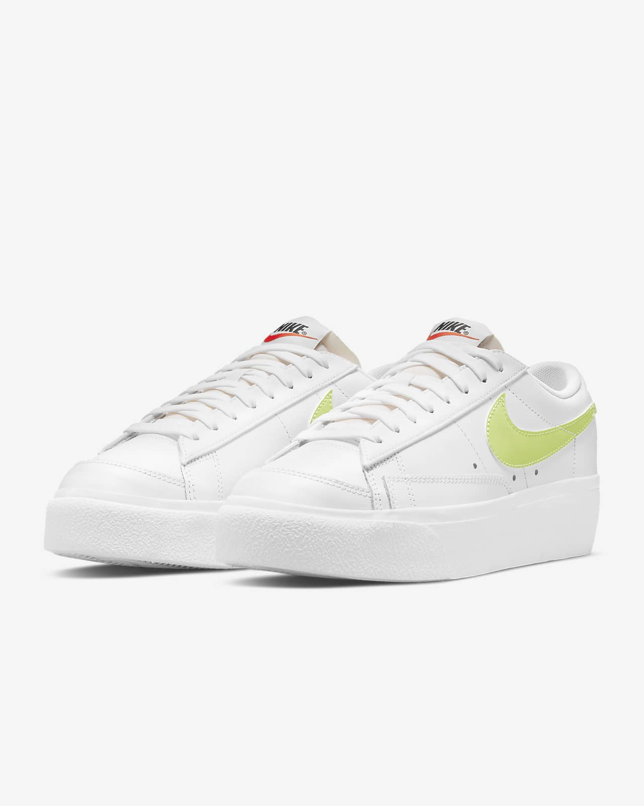 Nike Blazer Low Platform Women's Shoes. Nike GB